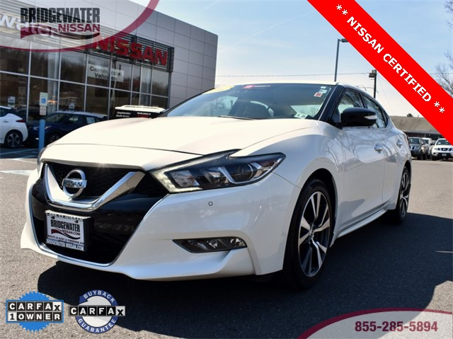 Certified Pre Owned 2016 Nissan Maxima 3 5 Sv
