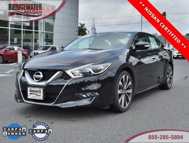 Nissan Certified Pre Owned >> Certified Pre Owned 2016 Nissan Maxima Sr Fwd 4d Sedan