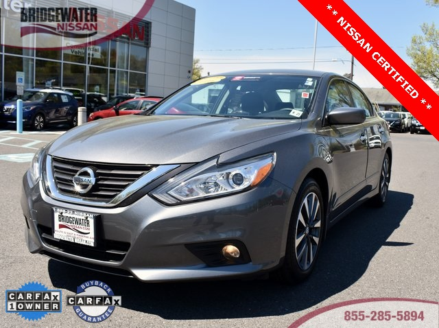 Certified Pre-Owned 2016 Nissan Altima 2.5 SV FWD 4D Sedan