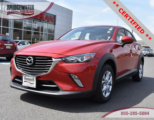 Pre-Owned 2016 Mazda CX-3 Touring AWD AWD