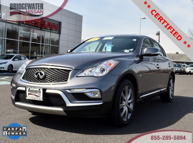 Pre Owned 2016 Infiniti Qx50 Base