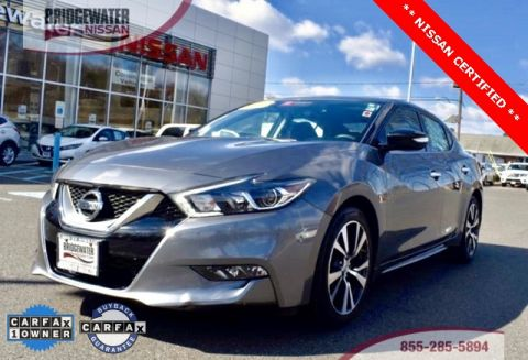 Certified Pre-Owned 2016 Nissan Maxima 3.5 SV