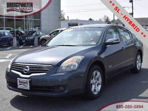 Pre-Owned 2009 Nissan Altima Hybrid