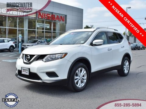 Certified Pre-Owned 2015 Nissan Rogue SV AWD