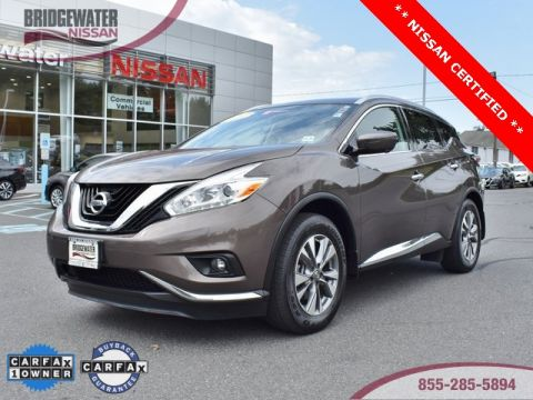 Certified Pre-Owned 2016 Nissan Murano SL AWD